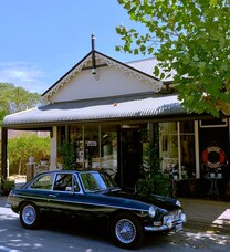 Backroads to Barossa Part 1